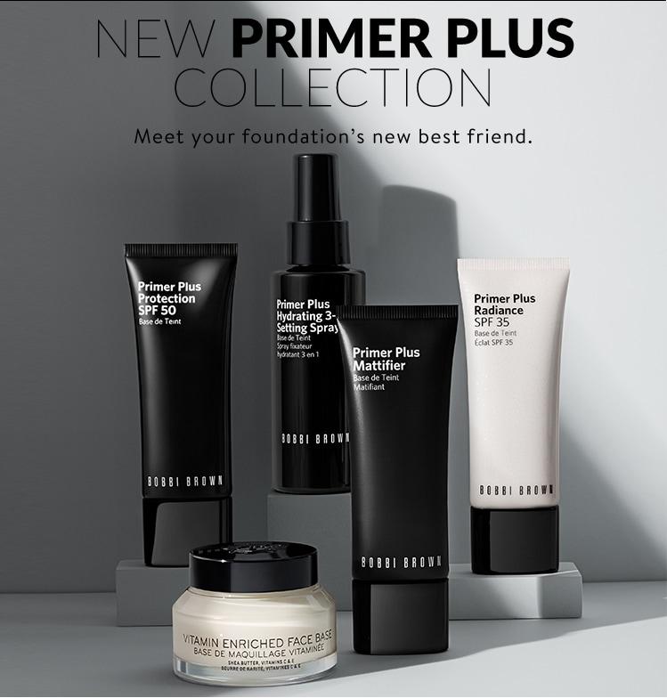 Primer Plus Collection | Bobbi Brown Cosmetics
