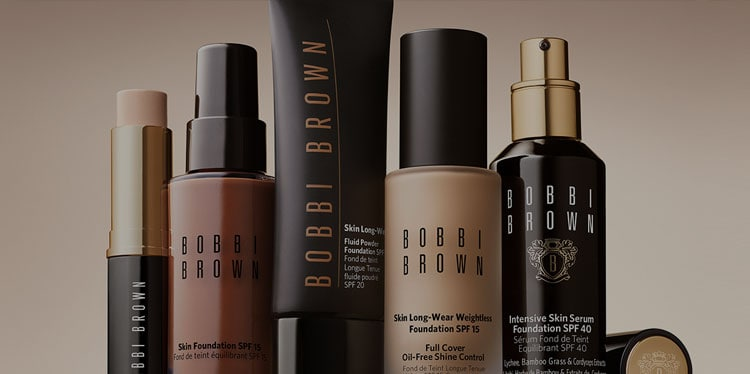 Full Coverage Foundation Makeup Bobbi